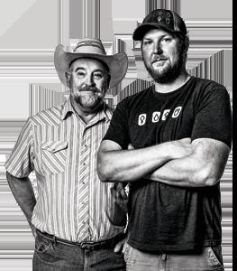 Steve & Todd Olander