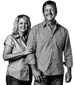 Steve and Cindy Newsom